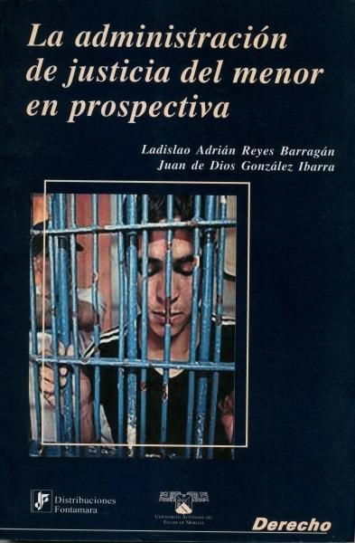 Libro: La administración de justicia del menor en prospectiva | Autor: Ladislao Adrián Reyes Barragán | Isbn: 9684766467