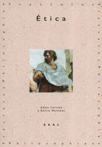 Libro: Ética   Autor: Adela Cortina   Isbn: 9788446006749