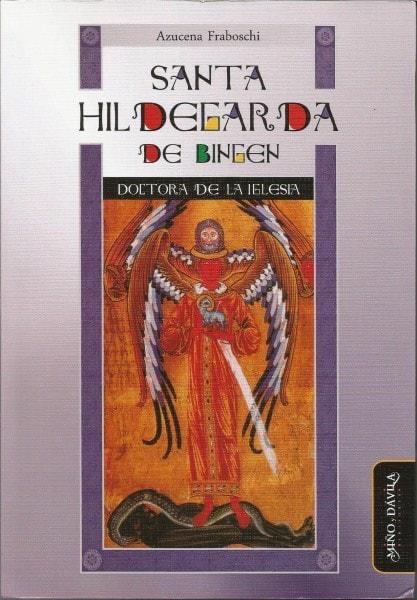 Santa hidelgarda de bingen. Doctora de la iglesia - Azucena Fraboschi - 9788415295198