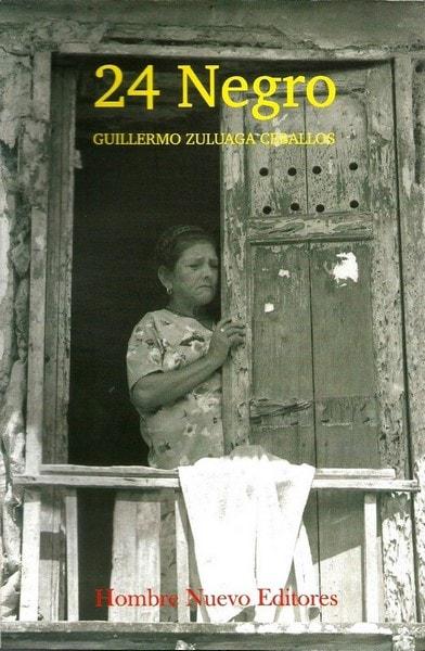 24 negro - Guillermo Zuluaga Ceballos - 9789588245270