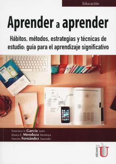 Libro: Aprender a aprender | Autor: Jessica Edith Mendoza Montoya | Isbn: 9789587629118