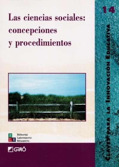 Libro: Las ciencias sociales: concepciones y procedimientos | Autor: Pilar Benejam | Isbn: 9802511129