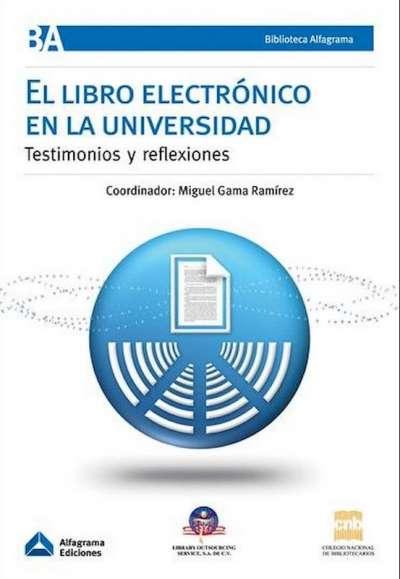 El libro electrónico en la universidad
