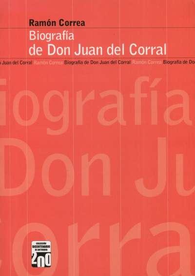 Libro: Biografía de Don Juan del Corral | Autor: Ramón Correa | Isbn: 9789586967945
