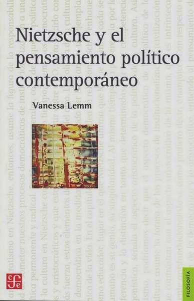 Nietzsche y el pensamiento político contemporáneo