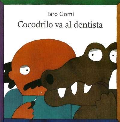Cocodrilo va al dentista