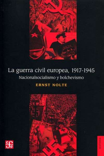 La guerra civil europea, 1917-1945