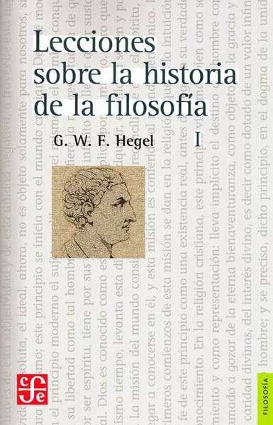 Lecciones sobre la historia de la filosofía
