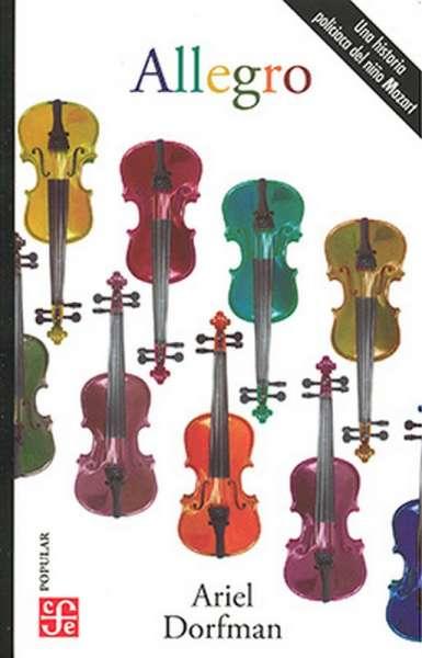 Libro: Allegro | Autor: Ariel Dorfman | Isbn: 9786071664952