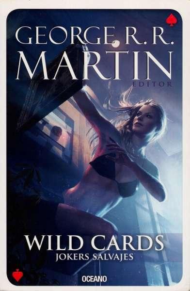 Libro: Wild Cards. Jokers salvajes | Autor: George R. R. Martin | Isbn: 9786077350767