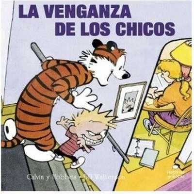 Calvin y Hobbes. La venganza de los chicos