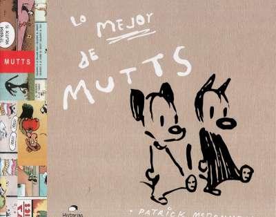 Libro: Lo mejor de Mutts | Autor: Patrick Mcdonnell | Isbn: 9786075277257
