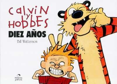 Calvin y Hobbies. Diez años