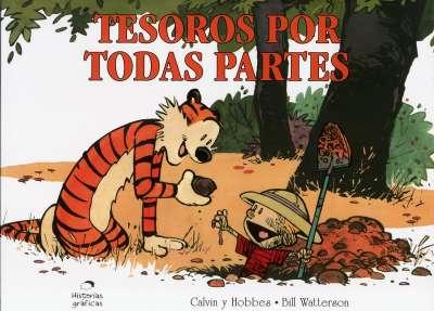 Calvin y Hobbes. Tesoros por todas partes