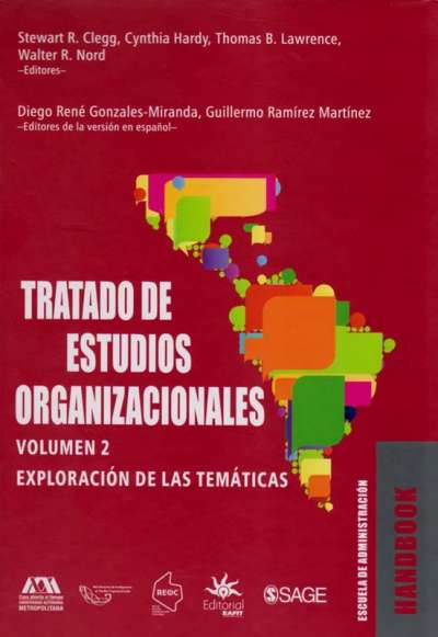 Tratado de estudios organizacionales Vol. 2