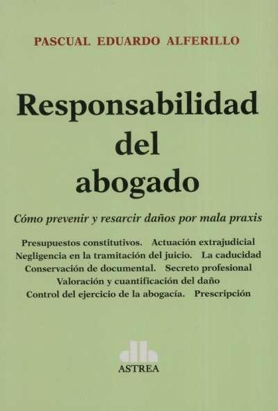 Responsabilidad del abogado
