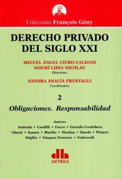 Derecho privado del siglo XXI Tomo II