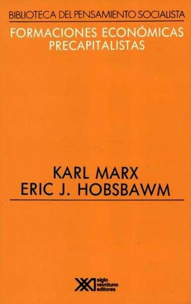 Formaciones económicas precapitalistas