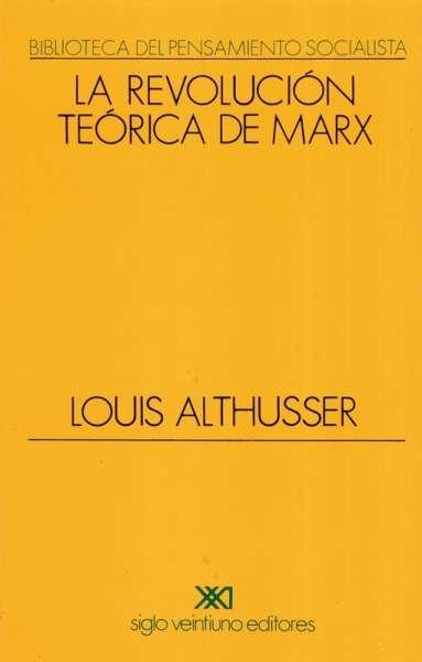 La Revolución teórica de Marx
