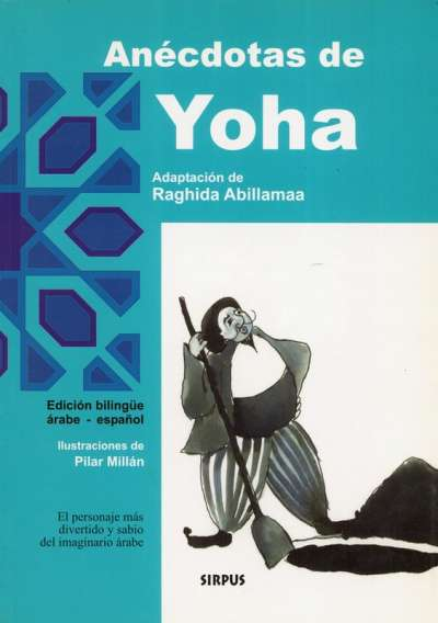 Libro: Anécdotas de Yoha | Autor: Raghida Abillamaa | Isbn: 9788489902756