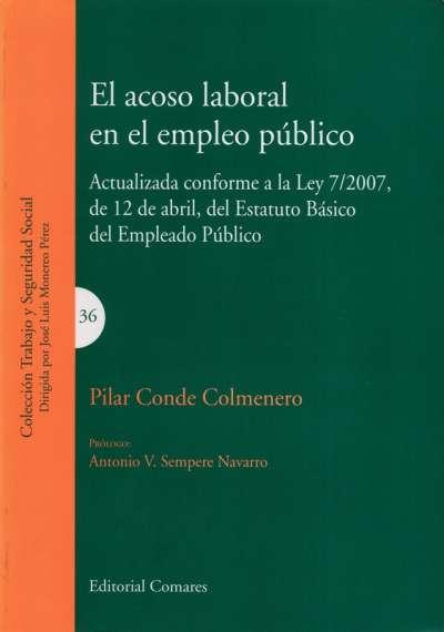 El acoso laboral en el empleo público