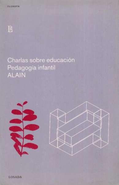 Charlas sobre educación Pedagogía infantil