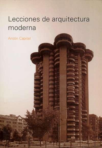 Lecciones de arquitectura moderna