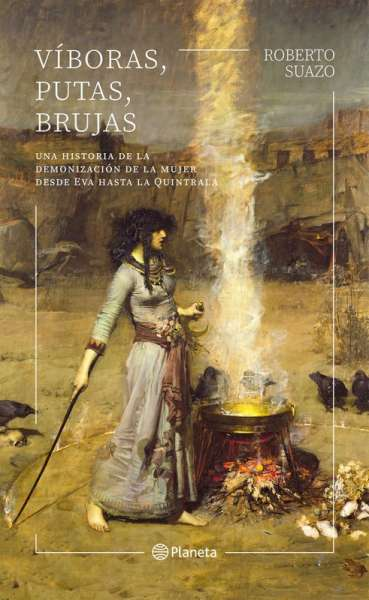 Libro: Víboras, putas, brujas. | Autor: Roberto Suazo | Isbn: 9789584282606