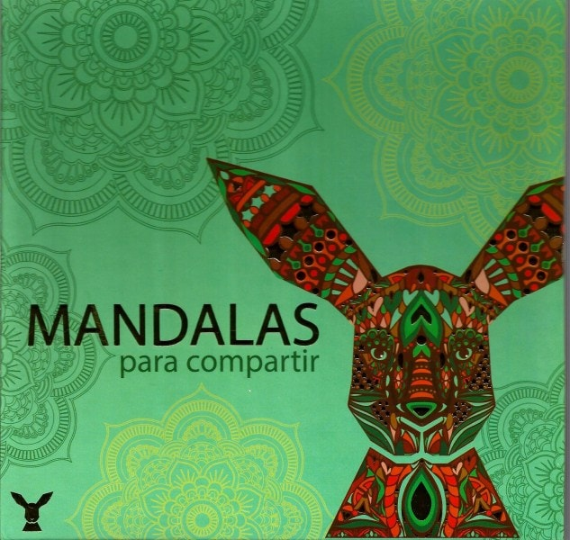 Mandalas para compartir - la Madriguera - 9789584688804