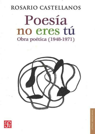 Poesía no eres tú