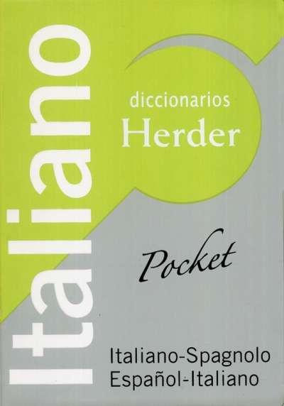 Libro: Diccionario Pocket Italiano | Autor: Gianpiero Pelegi | Isbn: 9788425422676