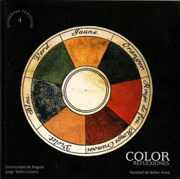Color reflexiones. Cuadernos temáticos n° 4 - Facultad de Bellas Artes - 9589029566