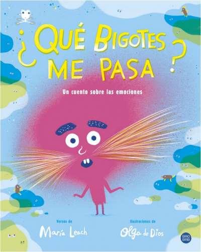 Libro: ¿Qué bigotes me pasa? | Autor: Maria Leach | Isbn: 9788408206514