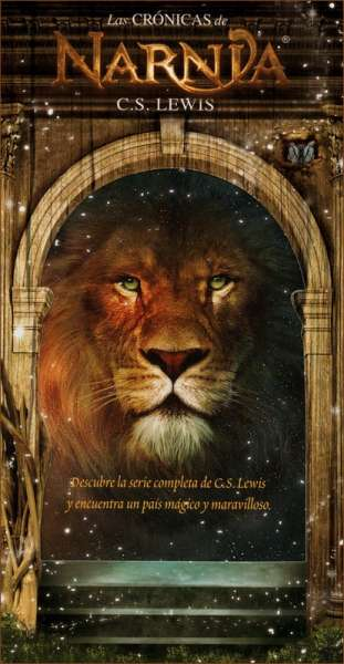 Las crónicas de Narnia VII tomos