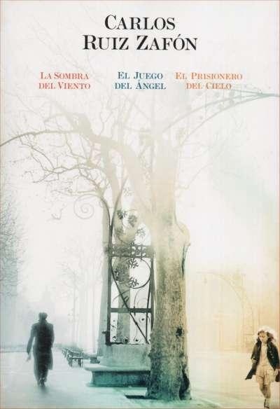 Estuche trilogía El Cementerio de los libros olvidados