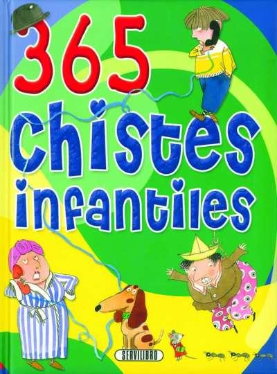 Libro: 365 chistes infantiles | Autor: Eva Ríos | Isbn: 9788479717506