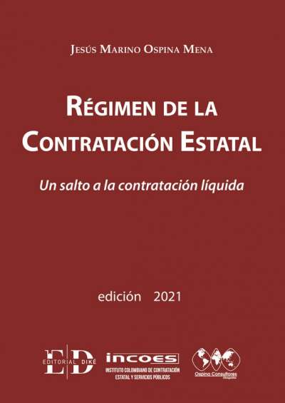 Régimen de la Contratación Estatal