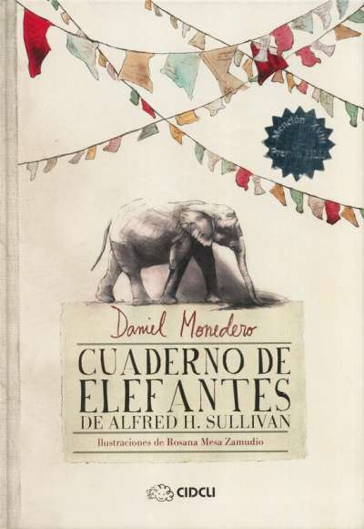 Cuaderno de elefantes de Alfred h. Sullivan