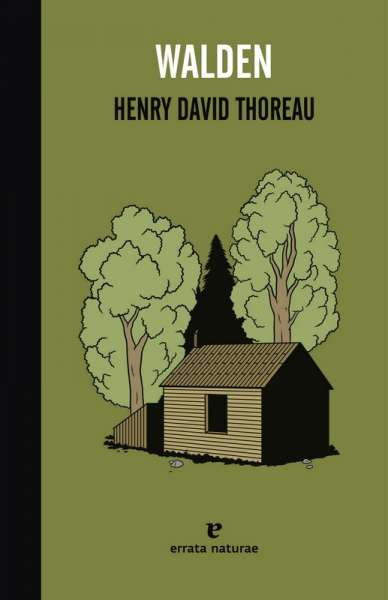 Libro: Walden | Autor: Henry David Thoureau | Isbn: 9788415217459