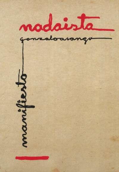 Libro: Primer manifiesto nadaísta | Autor: Gonzalo Arango | Isbn: 9789585516014