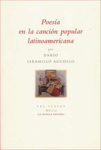 Poesía en la canción popular  latinoamericana