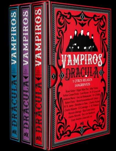 Vampiros. Drácula y otros relatos sangrientos