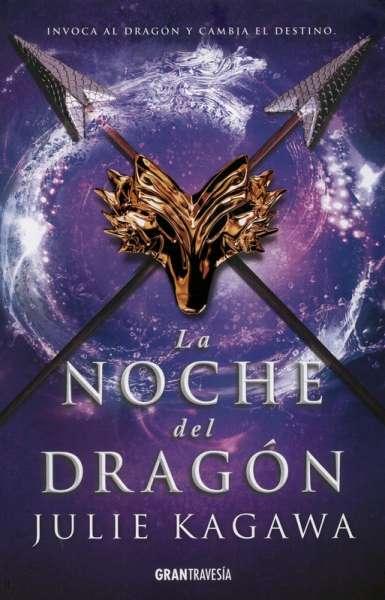 Libro: La noche del dragón | Autor: Julie Kagawa | Isbn: 9788412199062