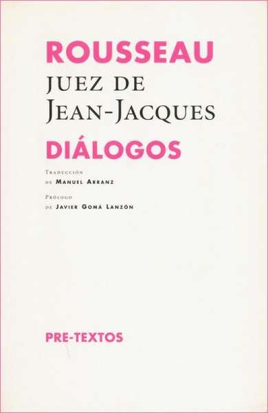 Rousseau juez de Jean-jacques