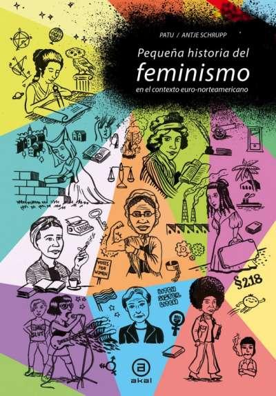 Pequeña historia del feminismo en el contexto euro-norteamericano