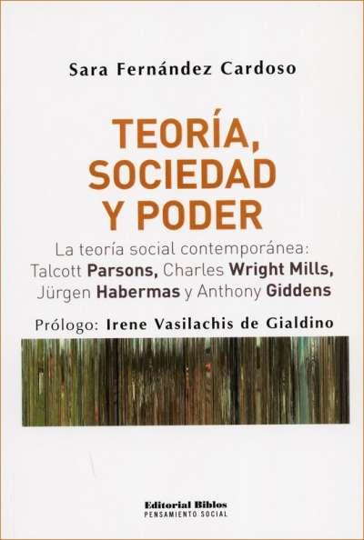 Teoría, sociedad y poder