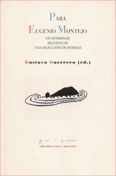 Para Eugenio Montejo