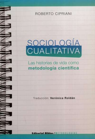 Sociología cualitativa