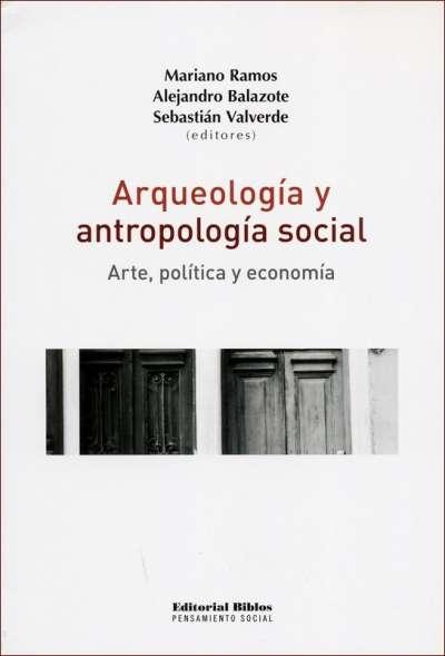 Arqueología y antropología social