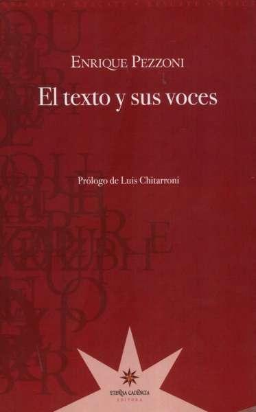 El texto y sus voces